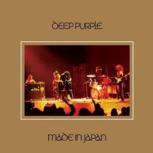 Deep Purple Vinilo Made in Japan 829421270126