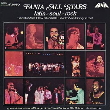 Fania All Stars – Latin Soul Rock