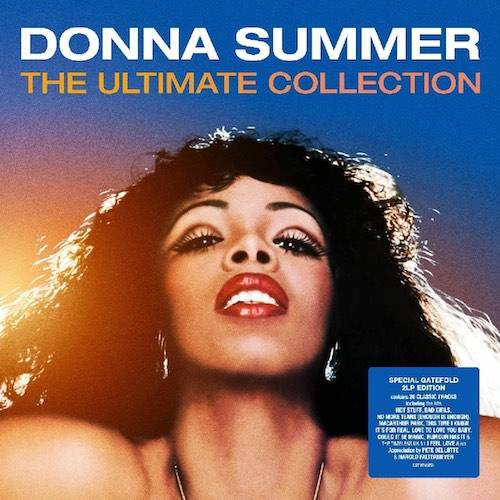 Donna Summer Vinilo The Ultimate Collection 654378622229