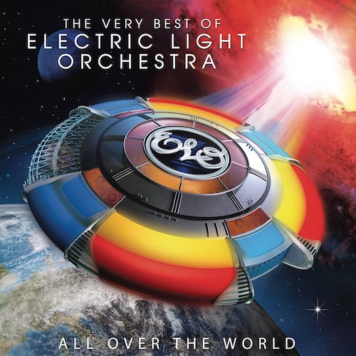 Electric Light Orquestra Vinilo All Over The World The Very Best Of 0889853179411