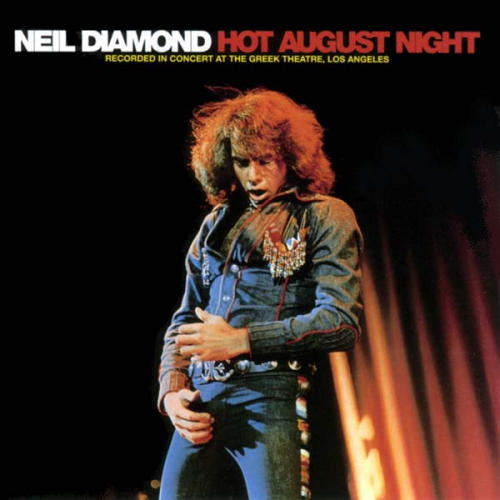 Neil Diamond Vinilo Hot August Night 0602557464054