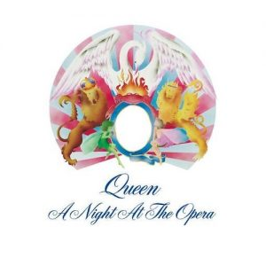 Queen Vinilo A Night At The Opera 0050087128760