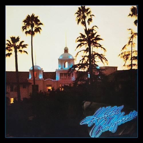 Eagles Vinilo Hotel California 081227991517