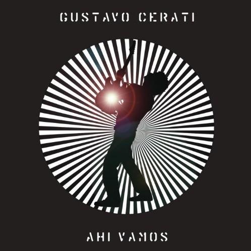 Lp Gustavo Cerati Vinilo Ahi Vamos 888751012813