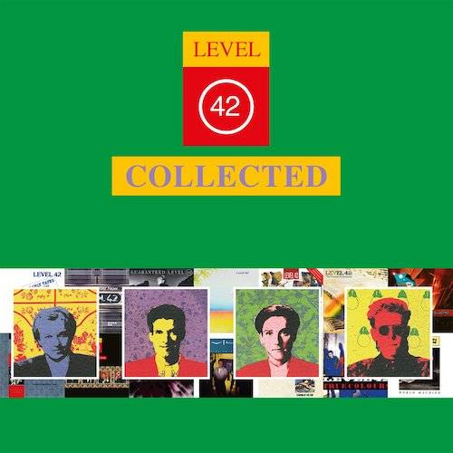 Level 42 Vinilo Collected 602557110241