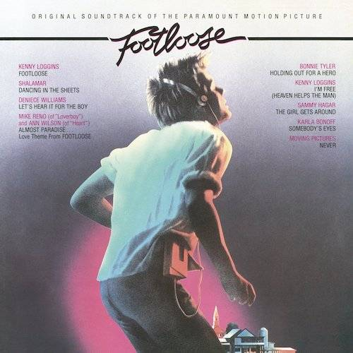 Original Soundtrack Vinilo Footloose