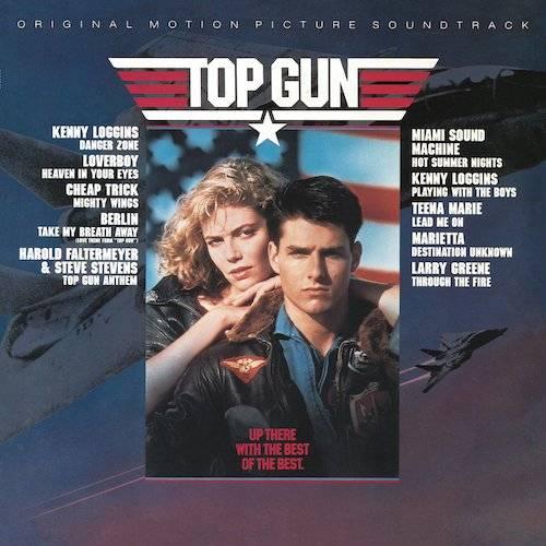 Varios Artistas - Original Soundtrack Vinilo Top Gun 888751209718