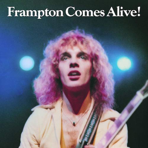 Peter Frampton Vinilo Frampton Comes Alive 075021650510