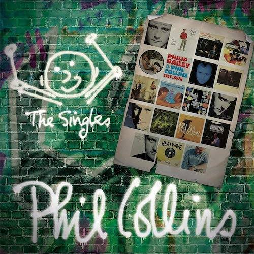 Phil Collins Vinilo The Singles 0603497860272