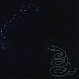 Metallica Vinilo Metallica Black album 888750891419