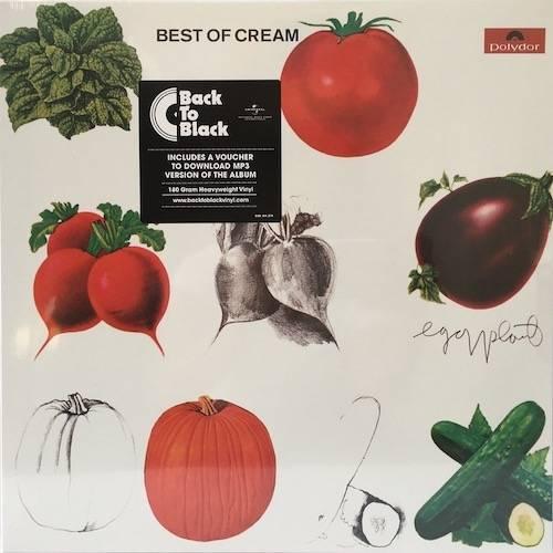 Cream Vinilo The Best Of Cream 600753511381