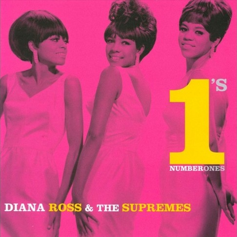 Diana Ross & The Supremes Vinilo Number Ones 1's. 0600753576724