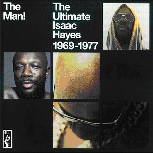Isaac Hayes Vinilo The Man! The Ultimate Collection 1969-1977 029667913317