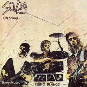 Soda Stereo En Vivo Vinilo Ruido Blanco 888837904011