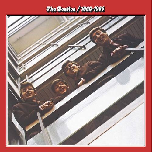 The Beatles Vinilo 1962-1966 The Red Album 602547048455