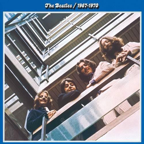 The Beatles Vinilo 1967-1970 The Blue Album 602547048448