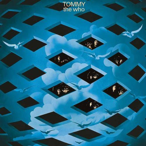 The Who Vinilo Tommy 602537157495