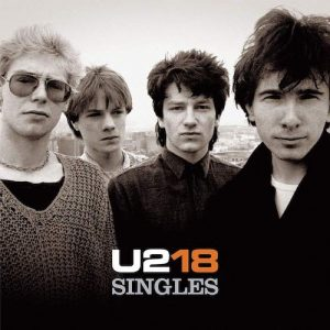 U2 Vinilo 18 Singles 2LP 602517135505