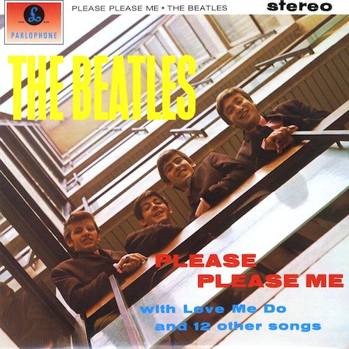 The Beatles Vinilo Please Please Me 094638241614