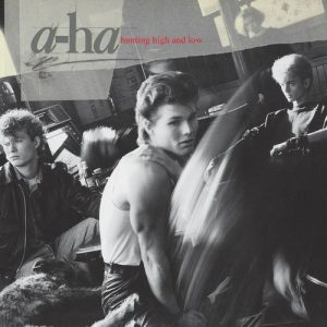 A-Ha Vinilo Hunting High And Low 081227954680