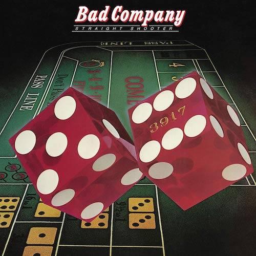 Bad Company Vinilo Straight Shooter 081227955519