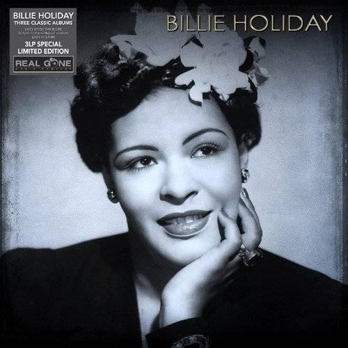 Billie Holiday Vinilo Three Classic Albums 5036408194824
