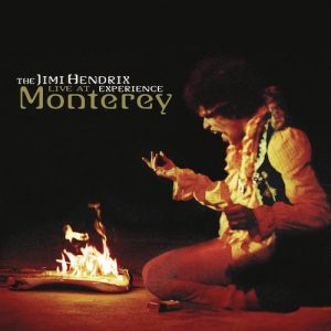 The Jimi Hendrix Experience Vinilo Live At Monterey 0888430420311