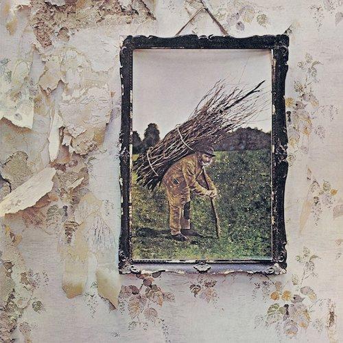 Led Zeppelin Vinilo Led Zeppelin IV 0081227965778