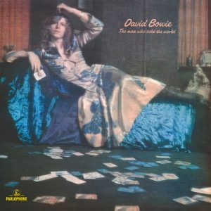LP David Bowie Vinilo The Man Who Sold The World 0825646287383