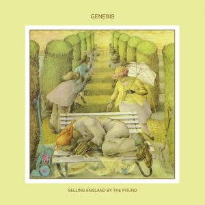 LP Genesis Vinilo Selling England By The Pound 603497896189