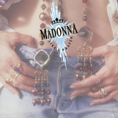 LP Madonna Vinilo Like A Prayer 081227973575