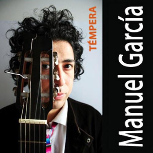 LP Manuel Garcia Vinilo Tempera 7808226007956