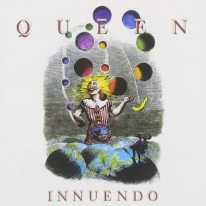 Queen Vinilo Innuendo 602547202819