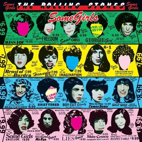 LP The Rolling Stones Vinilo Some Girls 602527147246