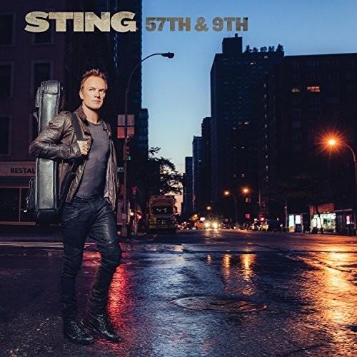 LP Sting Vinilo 57th & 9th 602557117745