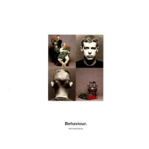 LP Pet Shop Boys Vinilo Behaviour 0190295821746