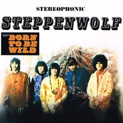 Lp Steppenwolf Vinilo Steppenwolf 600753403334