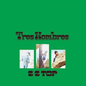 LP ZZ Top Vinilo Tres Hombres 081227996994