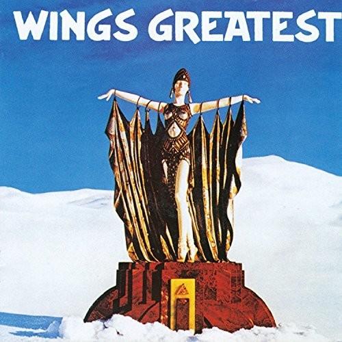 LP Wings Vinilo Wings Greatest 602567372400
