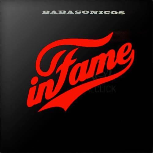 LP Babasonicos vinilo Infame 889854055417