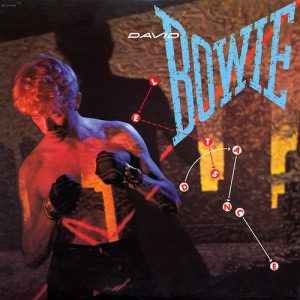 Lp David Bowie Vinilo Let's Dance 698268302877
