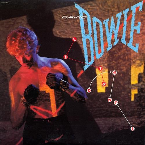 Lp David Bowie Vinilo Let's Dance 698268302877