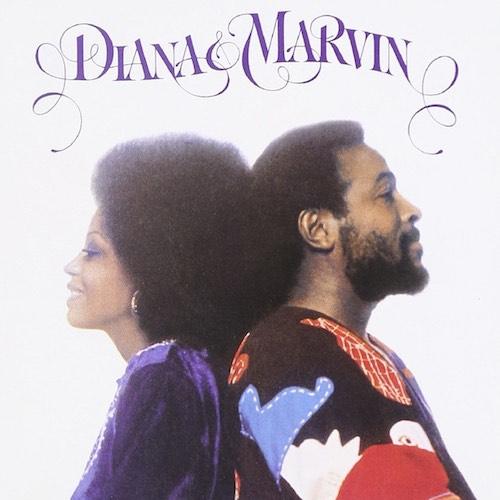 Diana Ross & Marvin Gaye Vinilo Diana & Marvin 600753534267