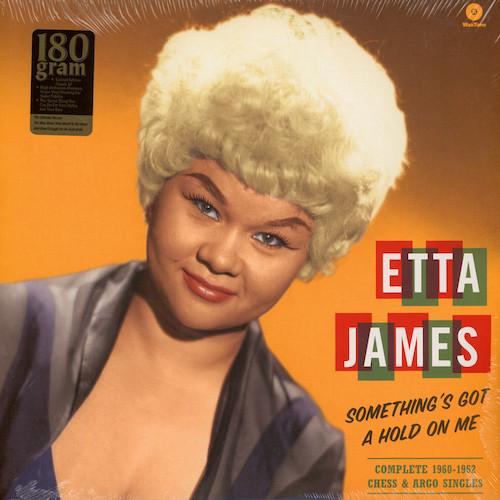 LP Etta James Vinilo Something's Got A Hold On Me 8436559462464