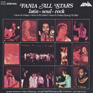 LP Fania All Star Vinilo Latin Soul Rock 725543291011