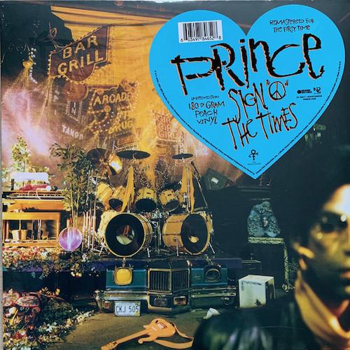"Vinilo Prince – Sign ""O"" The Times"