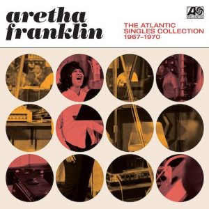 2LP Aretha Franklin Vinilo The Atlantic Singles Collection 0603497858040