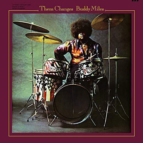 LP Buddy Miles Vinilo Them Changes 600753504437