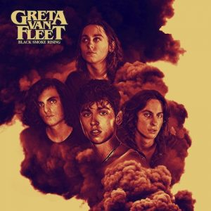 Lp Greta Van Fleet Vinilo Black Smoke Rising 0602567054351