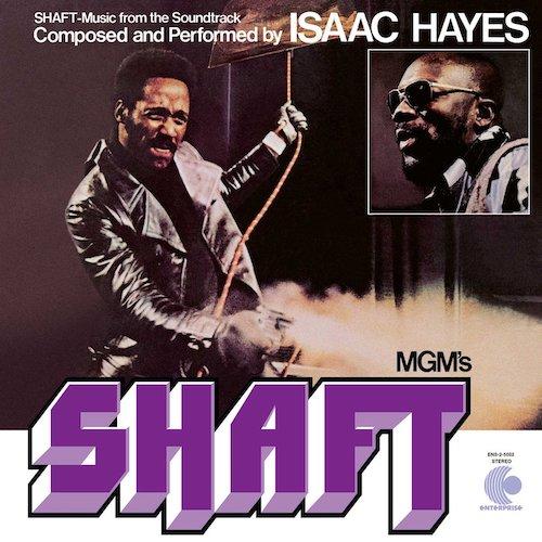 LP Isaac Hayes Vinilo Shaft Original Soundtrack 888072357754